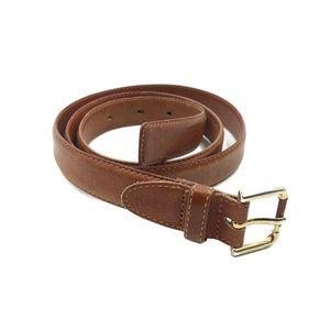 Vves Saint Laurent Leather Belt